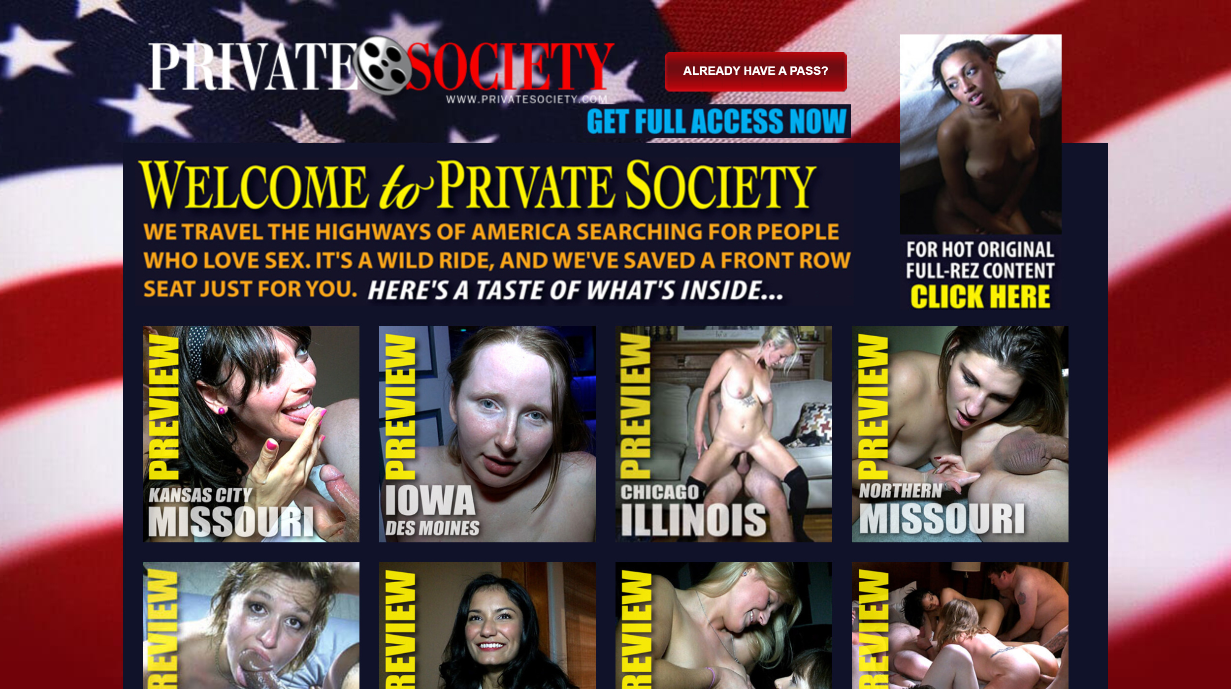 Private Society