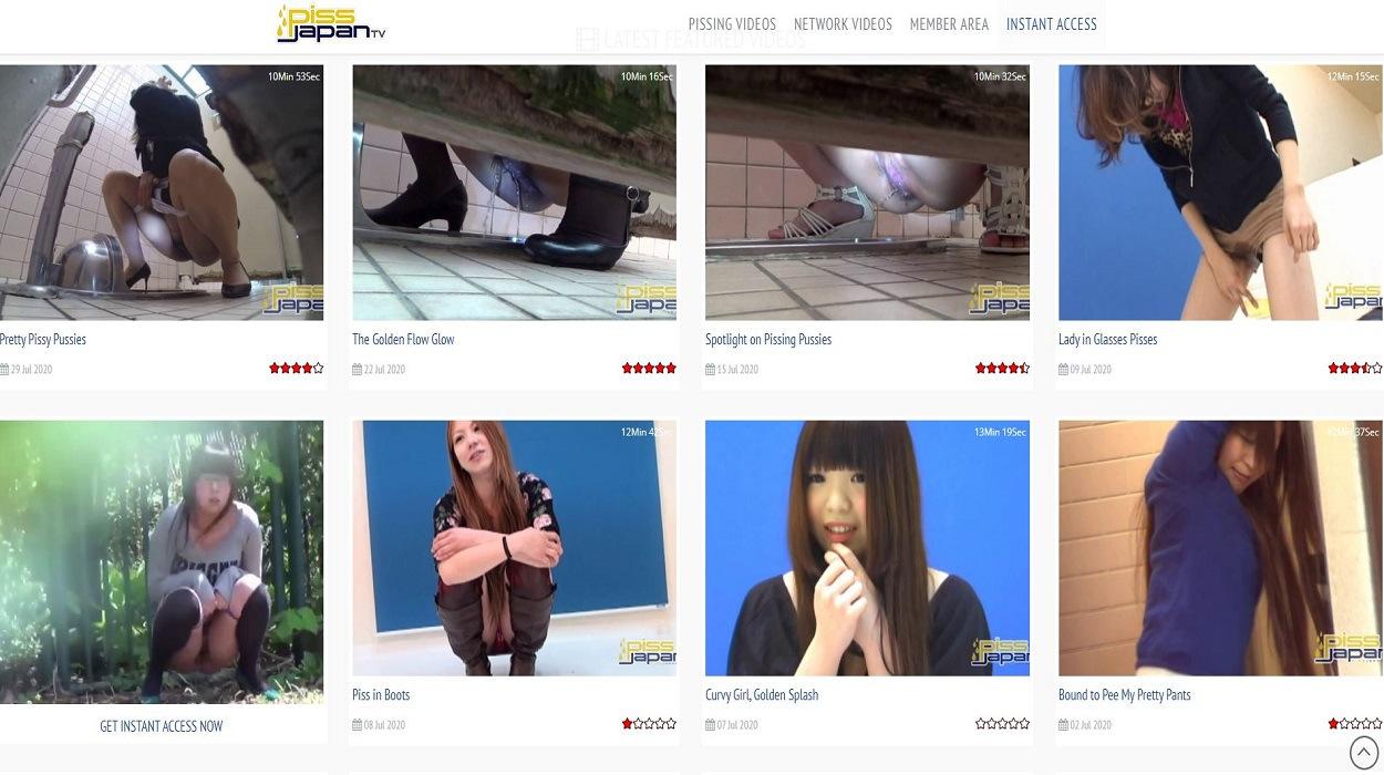 Piss Japan TV