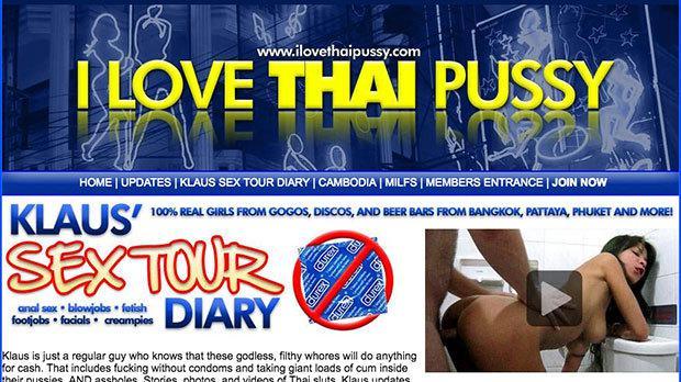 I Love Thai Pussy