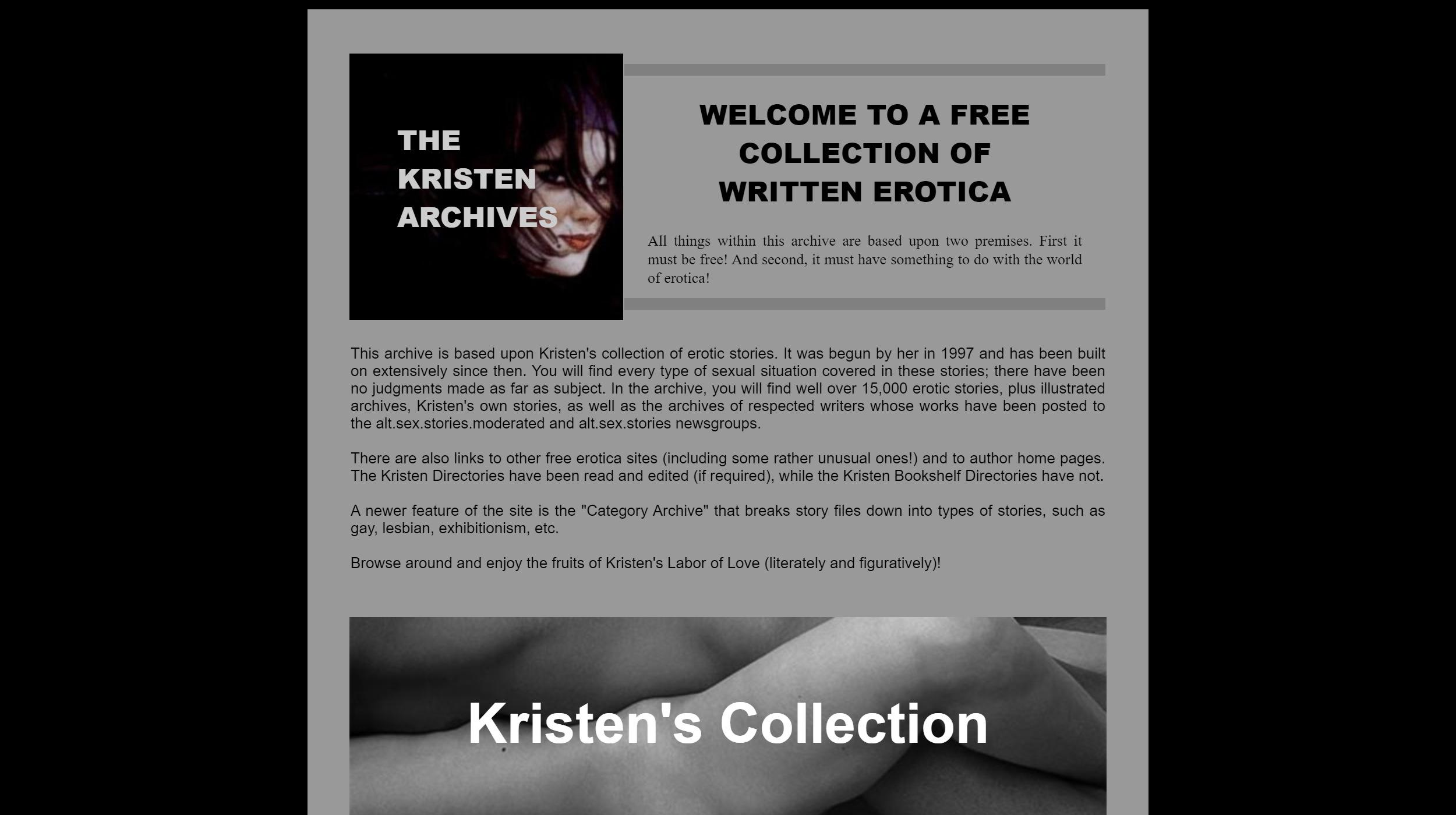 Kristen Archive Illustrated Stories
