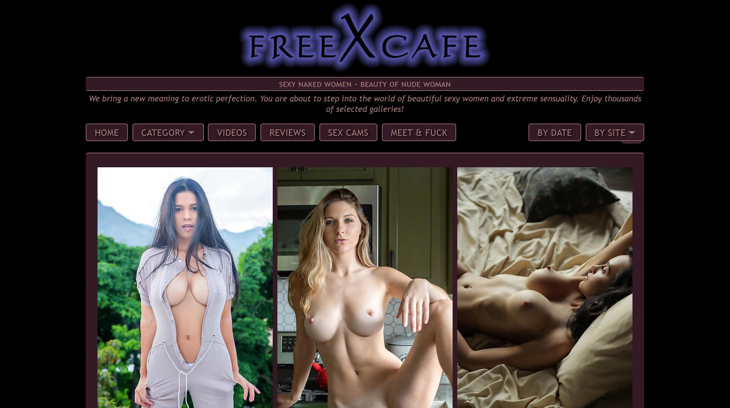 Free X Cafe