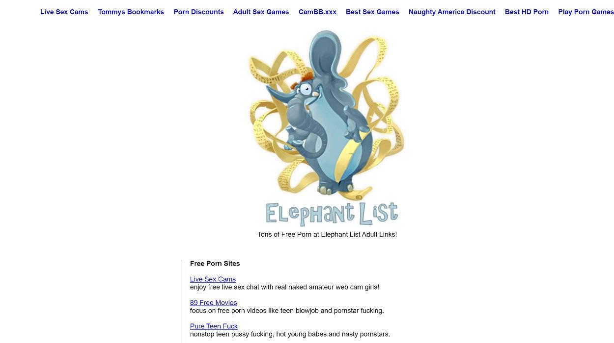Elephant List